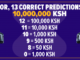 Mozzart Bet Jackpot Predictions